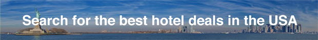 Best hotel deals in the USA